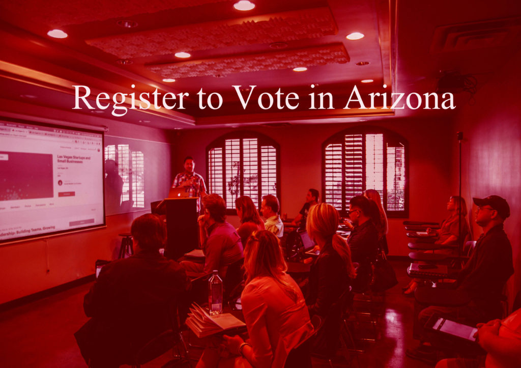 Register to Vote in Arizona